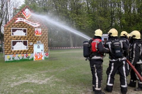 90 jaar brandweer Woerden