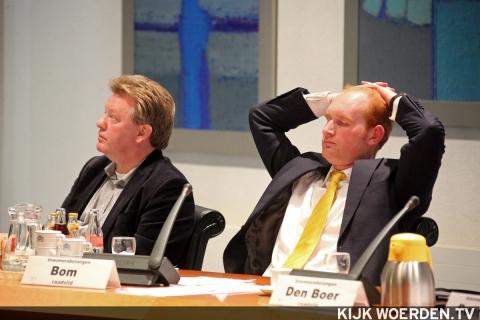 Woerdense oppositie wil opheldering over VVV