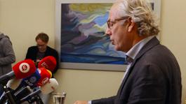 live stream Woerden.TV - Persconferentie bestorming noodopvang vluchtelingen