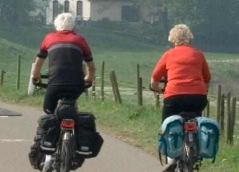 Woerden fietsstad in wording