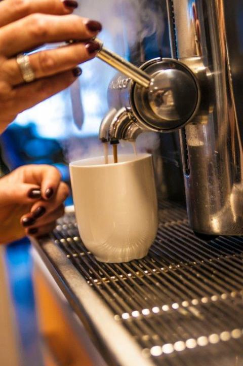 Open Coffee in de Hofclub