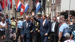 live stream Woerden.TV - Bezoek Koning Willem Alexander aan Oudewater