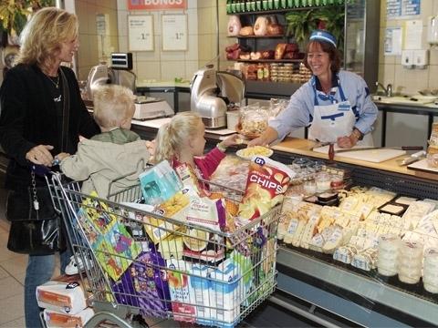 Supermarkten op zondag open