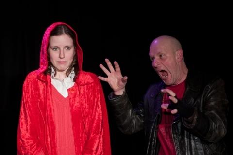 Theatergroep De Realiteit speelt Lang en Gelukkig
