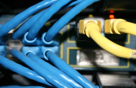 Internetstoring in Woerden
