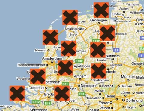 6 waarschuwingen aan chemiebedrijven in regio