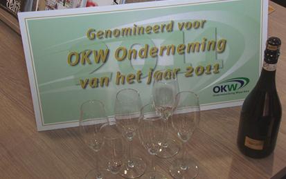 Genomineerde OKW Onderneming van het jaar