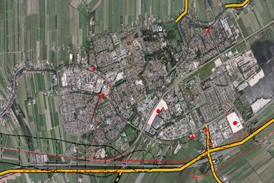 Risicokaart Nederland