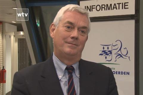 Burgemeester Schmidt teleurgesteld