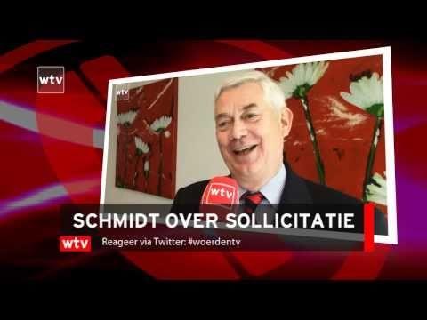 Steun voor Schmidt