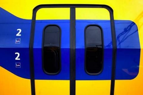 Geen treinen