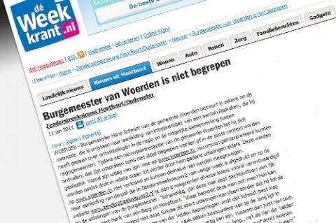 WTV vraagt Weekkrant om opheldering