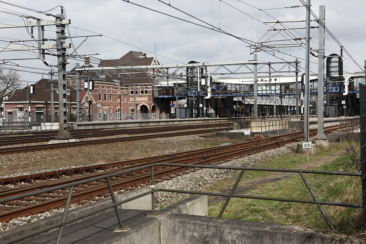 Beperkingen tussen Utrecht Centraal en Woerden voorbij
