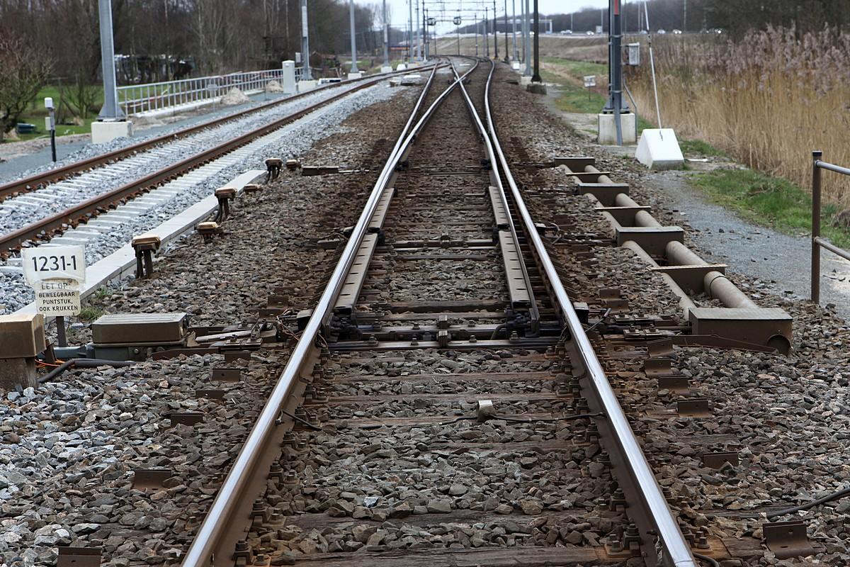Weer treinen tussen Woerden en Utrecht na stroomstoring