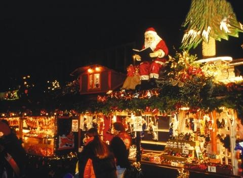 Kerstmarkt Woerden