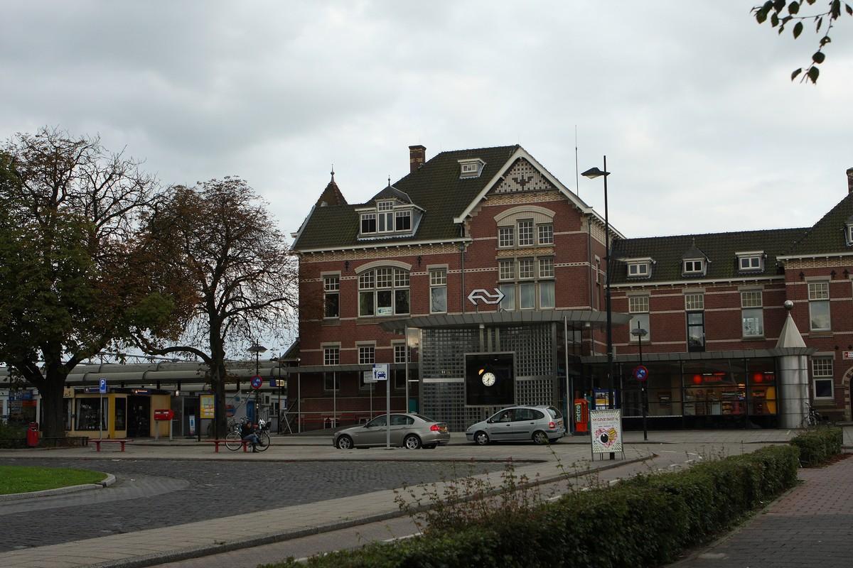 Lift station Woerden doet het weer