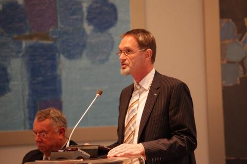 Wethouder Bob Duindam stapt op