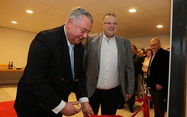 IDB Groep geopend door wethouder Schreurs