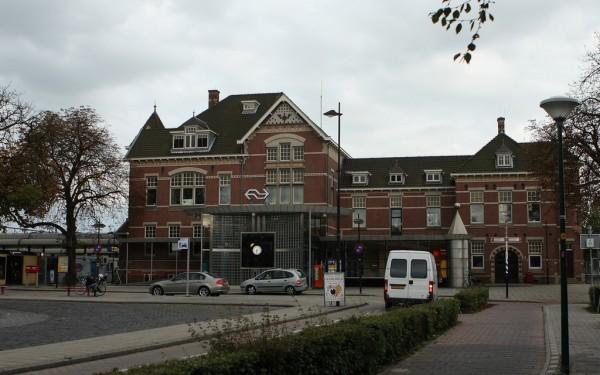 Station Woerden Connexxion