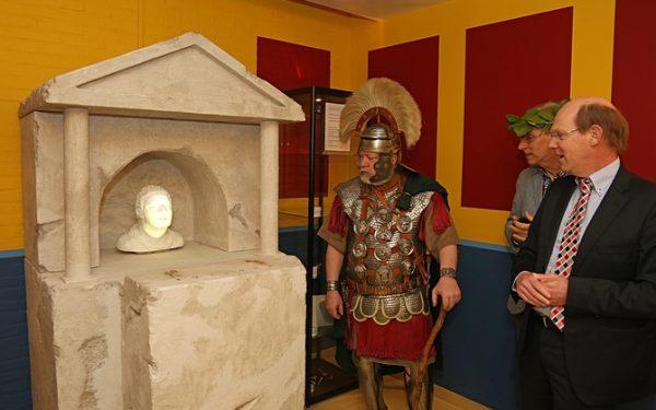 'De Kamer van Lucius' geopend