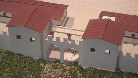 Volgende stap voordracht Castellum Laurium Woerden als UNESCO Werelderfgoed
