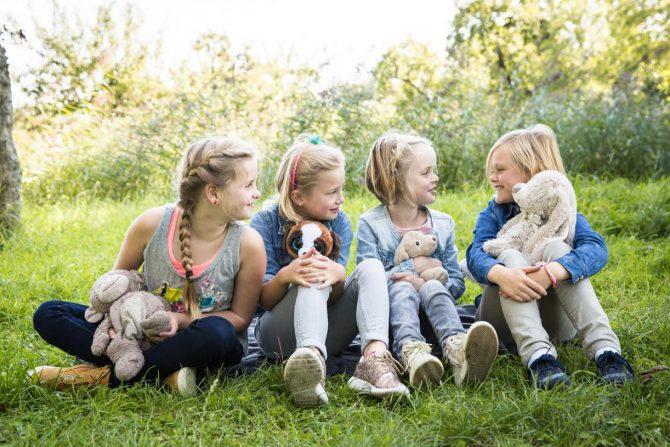 Picknick Mantelmeeuw