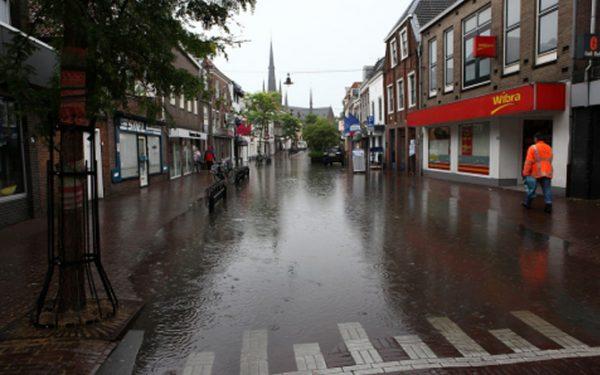Woerden pakt wateroverlast aan