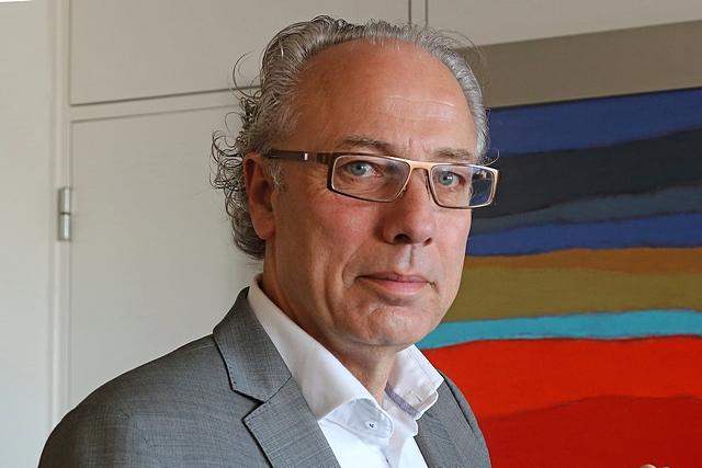 Victor Molkenboer wil burgemeester blijven van Woerden