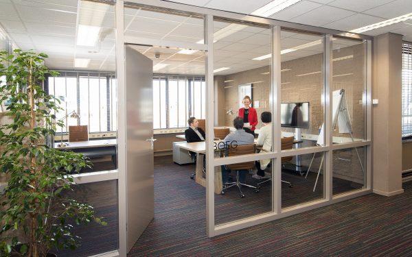 Hofclub biedt nu ook kleine kantoorunits aan