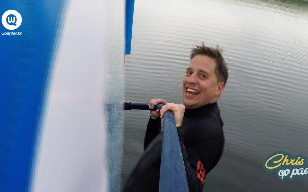 Chris op pad: Windsurfen