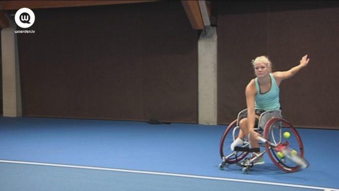 Diede de Groot wint damesdubbel US Open