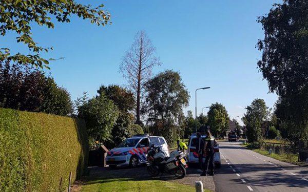 Politie zoekt inbreker Montfoort Achthoven-West