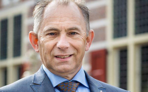 Oudewaterse wethouder Bert Vermeij dient ontslag in