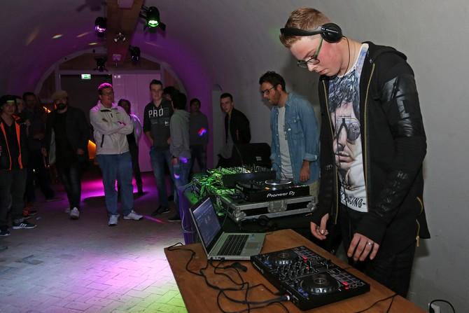 Jonge DJ's in de strijd voor een plekje bij Kunstbende Utrecht