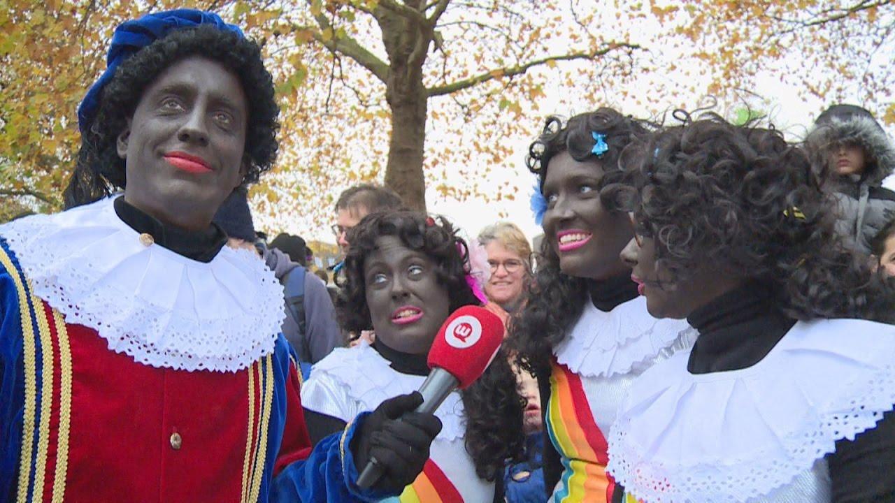 Intocht Sinterklaas 2016 Woerden Tv