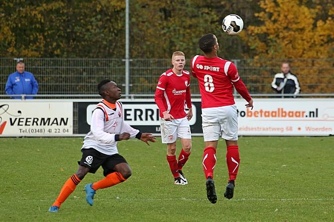 Sportlust '46 wint van FC Breukelen
