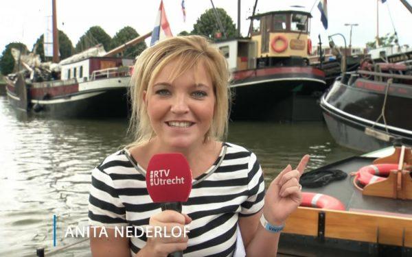 Presentatrice Anita Nederlof grijpt net naast prijs