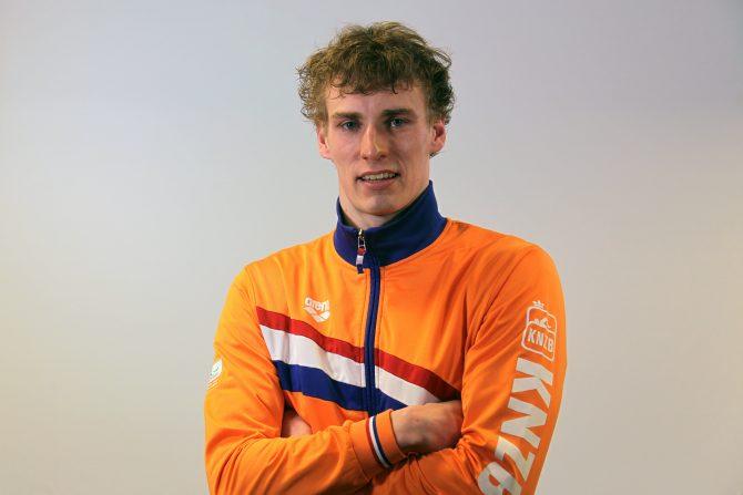 Thijs van den End door naar finale 100 meter rugslag