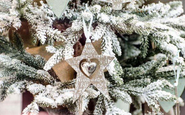 Kerstwensen in Woerdense kerstboom