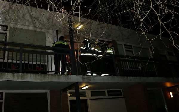 Verdachte bekent voordeur in brand te hebben gestoken