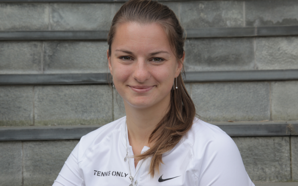 """Bondscoach legt geen druk op Lemoine in Fed Cup: """"Zij moet gaan genieten"""""""
