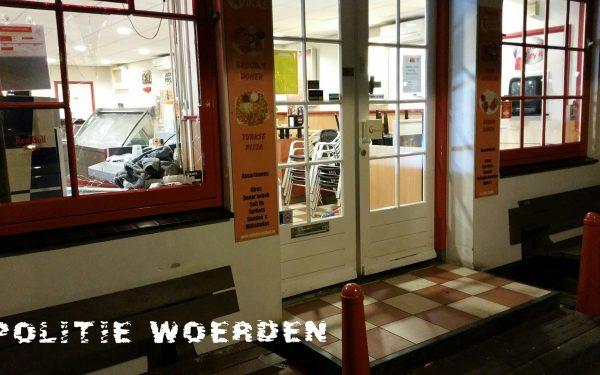 Dieven slaan toe bij cafetaria in Harmelen
