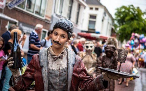32e editie Straattheaterfestival in aantocht