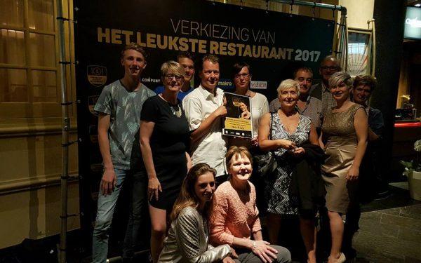 Spies & Spijs leukste restaurant van de gemeente Woerden