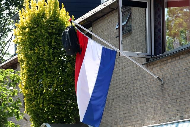 Spannende dag voor eindexamenleerlingen, mag de vlag uit?