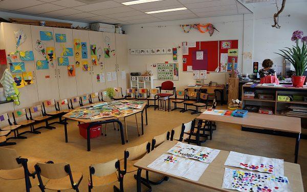 Leraren leggen voor derde keer werk neer
