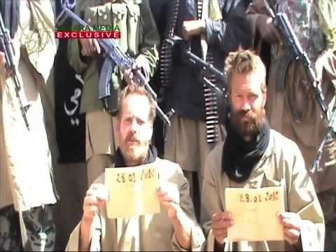 Met Sjaak Rijke ontvoerde Zweed komt vrij