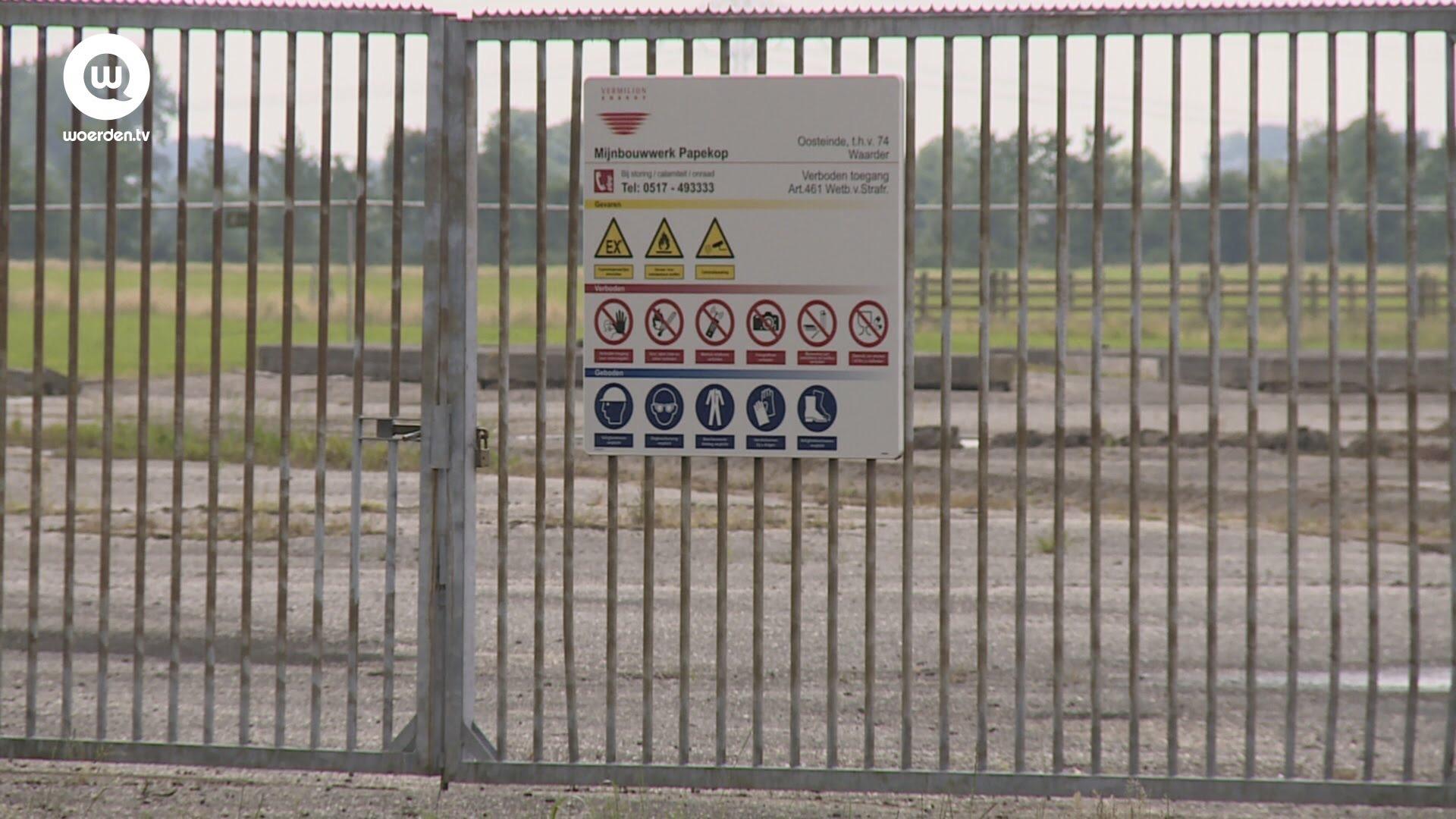 Kamp: boren naar gas in Woerden te verdedigen