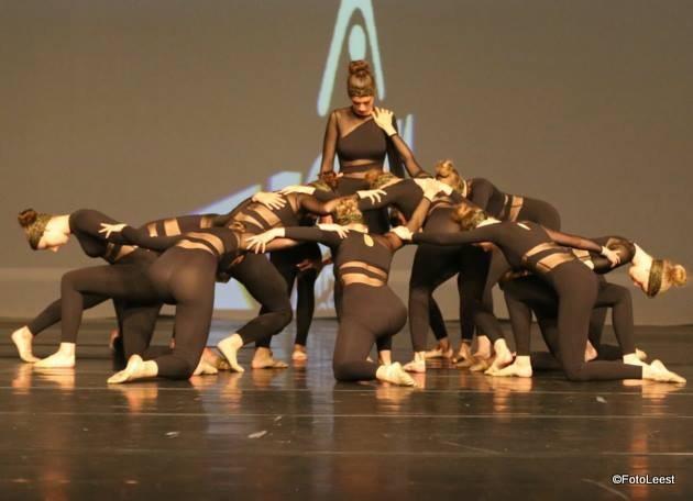 Dance Academy Woerden Nederlands Kampioen Jazzdans
