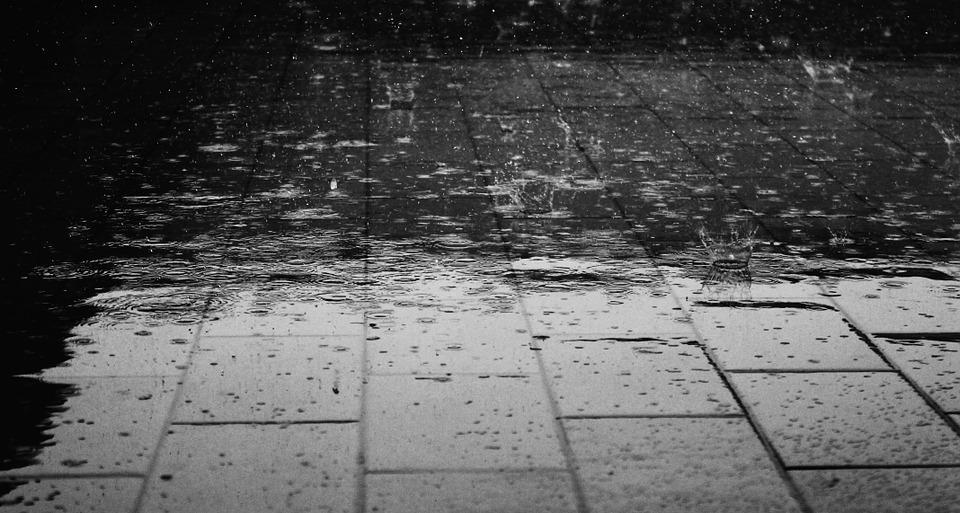 Eindelijk regen, maar droogte blijft